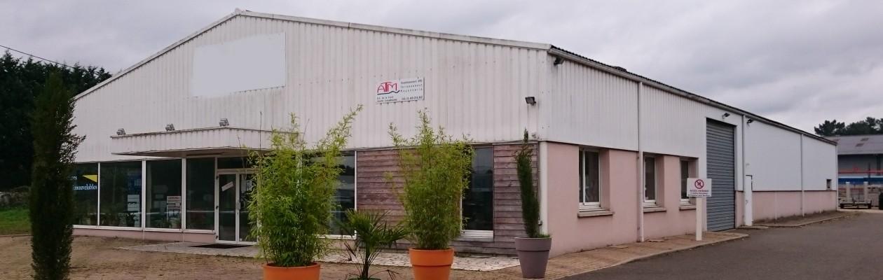 ATM BTP, Champagné, Sarthe